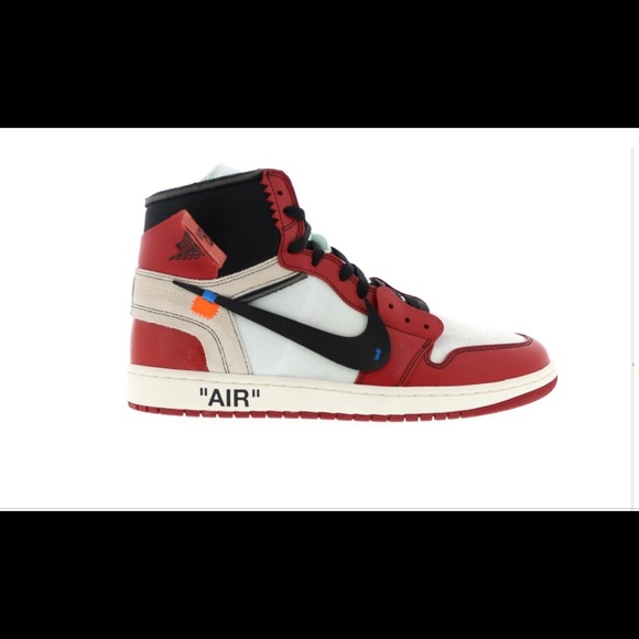 "separation shoes 53825 14fc7 Off White x Nike Air Jordan 1 ""Chicago"